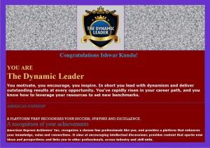 Dynamic Leader