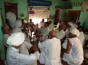 Open Discussion with farmers at Huckka-Chopal